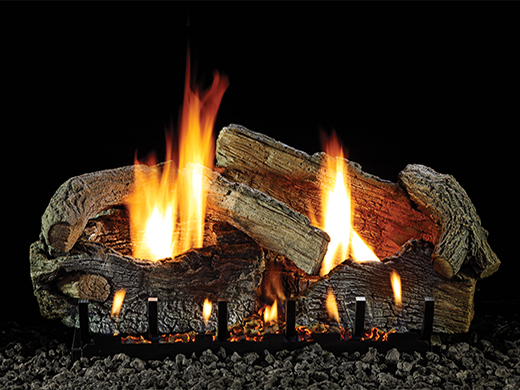Traditional Log Sets White Mountain Hearth